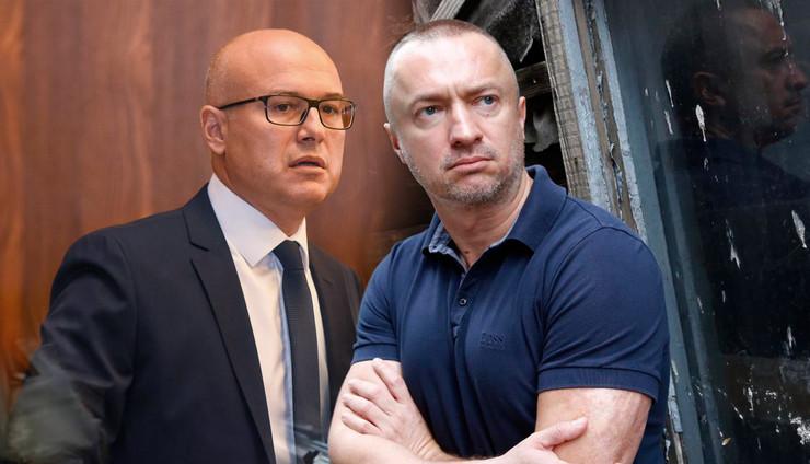 vucevic pajtic kombo RAS Vesna Lalic, Nenad Mihajlovic
