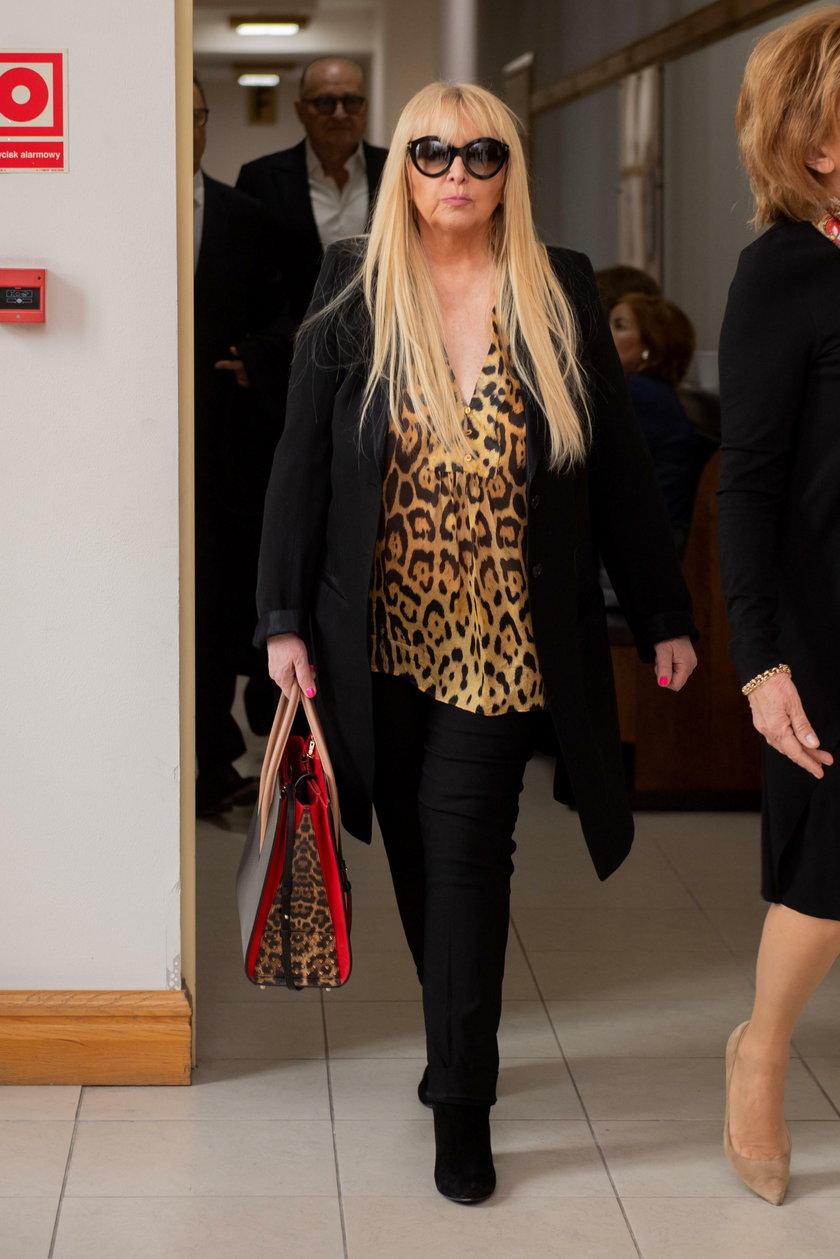 Rozprawa rozwodowa Maryli Rodowicz
