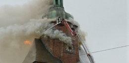Pożar katedry w Gorzowie. Proboszcz przyznał się do winy
