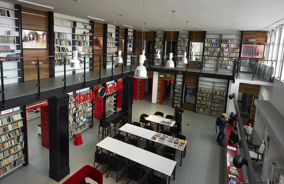 Polska biblioteka uznana za najpiękniejszą na świecie