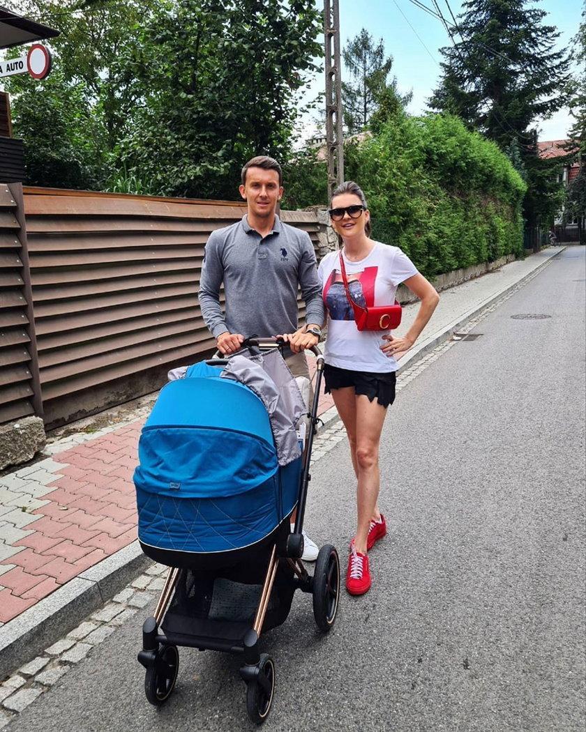 """Agnieszka Radwańska planuje drugie dziecko? """"Marzę o tym, aby Kubuś miał szybko rodzeństwo"""""""