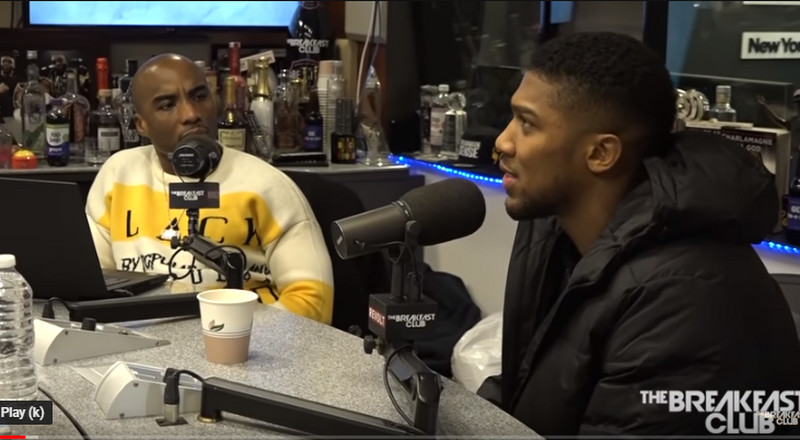 Anthony Joshua 'is massively into Nigerian culture' and other things we learnt from his Breakfast club interview