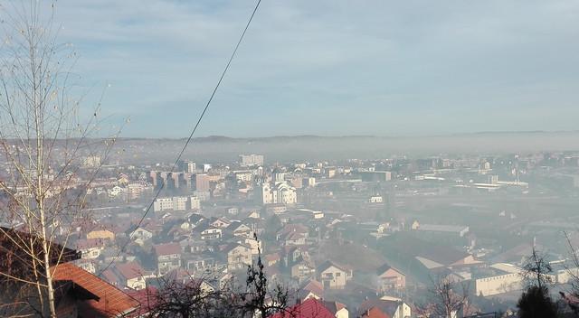 Srbija je prva u Evropi po smrtnosti od posledica aerozagađenja