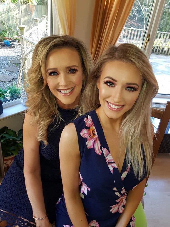 Wielka Brytania. 55-letnia Laurie Meisak wzięła udział w konkursie piękności razem ze swoją córką Amy
