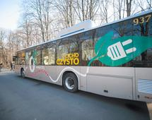 W 2021 roku po Warszawie mogą kursować już nowe autobusy elektryczne [zdjęcie poglądowe]