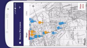Warszawa ma nową aplikację na 100-lecie niepodległości