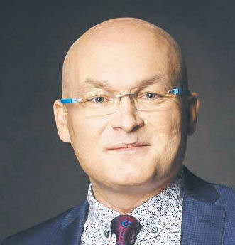 Marcin Lis, prorektor ds. studenckich i współpracy z otoczeniem, Akademia WSB  fot. materiały prasowe