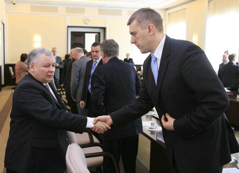 Roman Giertych wzywa Jarosława Kaczyńskiego do zwrotu 50 tys. zł .
