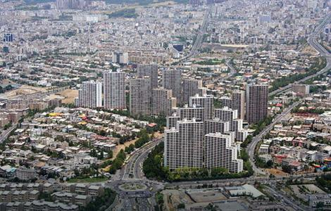 Teheran, prestonica Irana