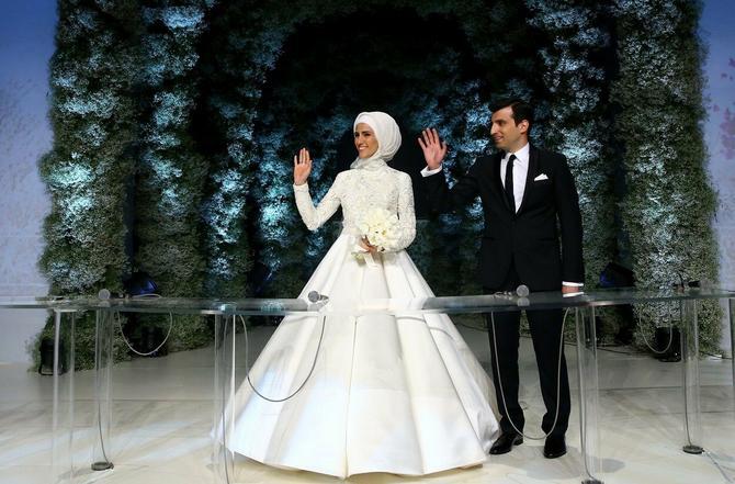Bajkovito venčanje