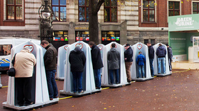 Jak Holendrzy wykorzystują publiczne toalety?
