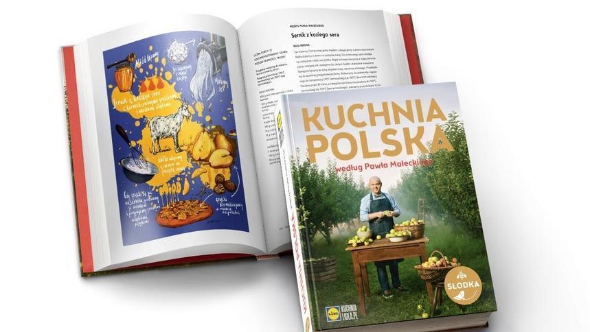 Kuchnia Polska Według Pawła Małeckiego Książki W Lidlu Za
