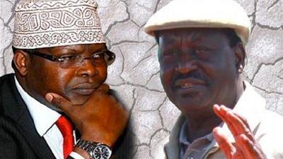 Uhuru has refused to visit Raila - Miguna Miguna rejects Odinga's Covid-19 diagnosis