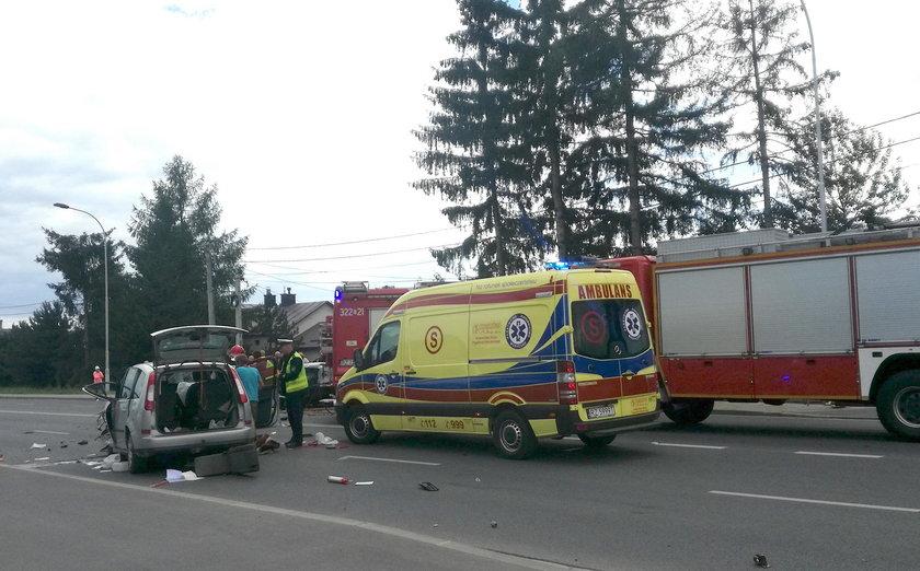 Tragiczny wypadek w Rzeszowie