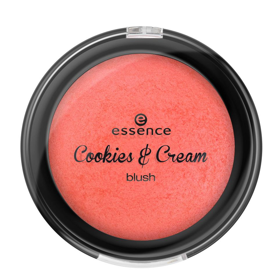 essence, CookiesCream Blush