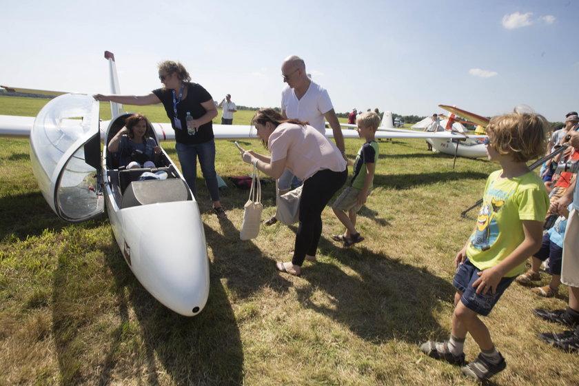 Gliwice. Piknik lotniczy z okazji stulecia lotniska
