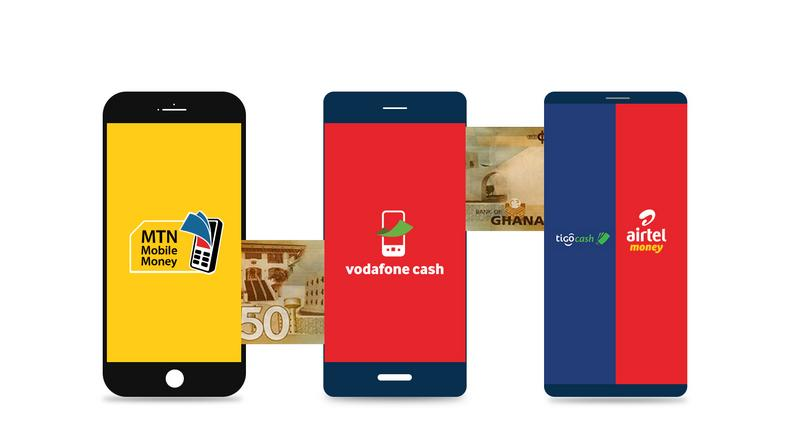 The number of Ghanaians with mobile money accounts increased to 32.55 million, Bank of Ghana report discloses