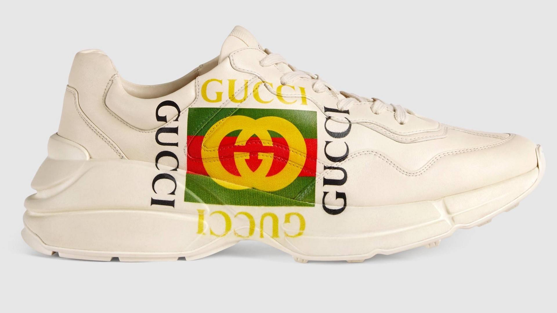 8dab594403fea6 Gucci bringt neuen Retro-Sneaker raus - Noizz