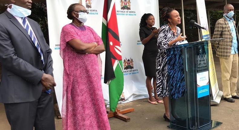 Government, locally manufactured face masks to cost Sh20 - Trade CS Betty Maina