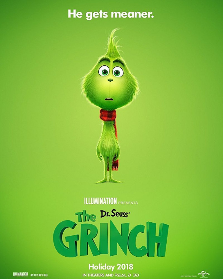 """The Grinch"" (listopad 2018)"