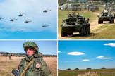 rusija vojne vežbe istok 2018 kolaž