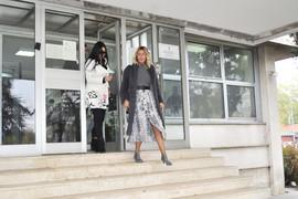 FUDBALER JOJ DUGUJE OGROMNE PARE Kežmanova bivša srećna i zadovoljna posle suđenja (VIDEO)