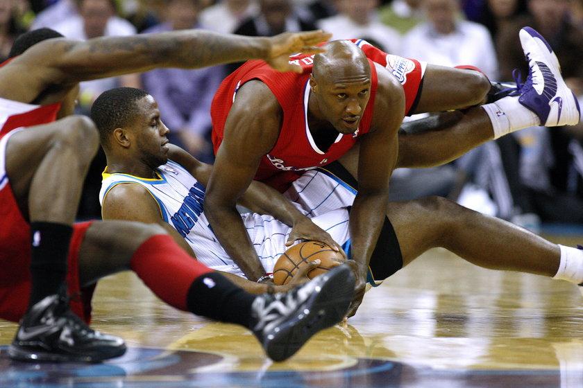 Dramat gwiazdy NBA trwa. Nie rozpoznaje bliskich!