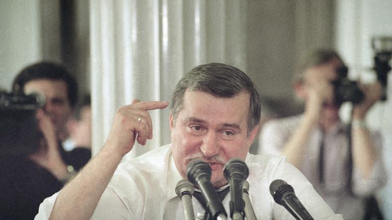 """Były przywódca """"Solidarności"""" i prezydent Polski. Trudno nie docenić jego roli w przemianach ustrojowych w Polsce, dlatego nie dziwi 1. miejsce Lecha Wałęsy w rankingu"""