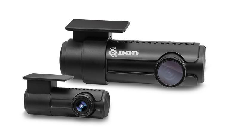 DOD RC500S Dual - dwa obiektywy jeden wideorejestrator