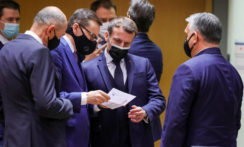 Polscy politycy już w Brukseli