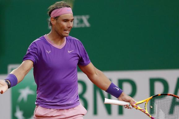 """MOGAO SAM DA SE BUNIM, A NISAM!"" Rafael Nadal posle šok-poraza u Monte Karlu: Smučilo mi se!"