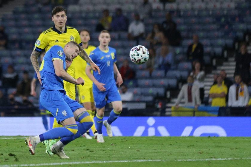 Dowbyk w wieku 20 lat wyjechał z Ukrainy do Danii, by grać w FC Midtjylland.