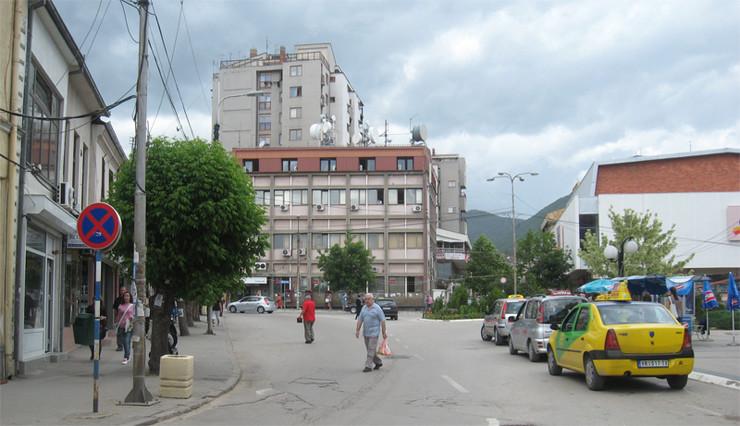 Vranje 009 Centar Vranja Foto V Pesic