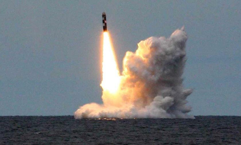 Rosjanie szukają pocisku jądrowego