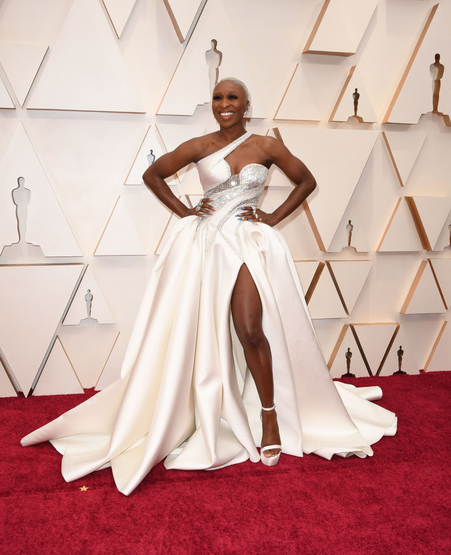Cynthia Erivo / Rex Features/East News