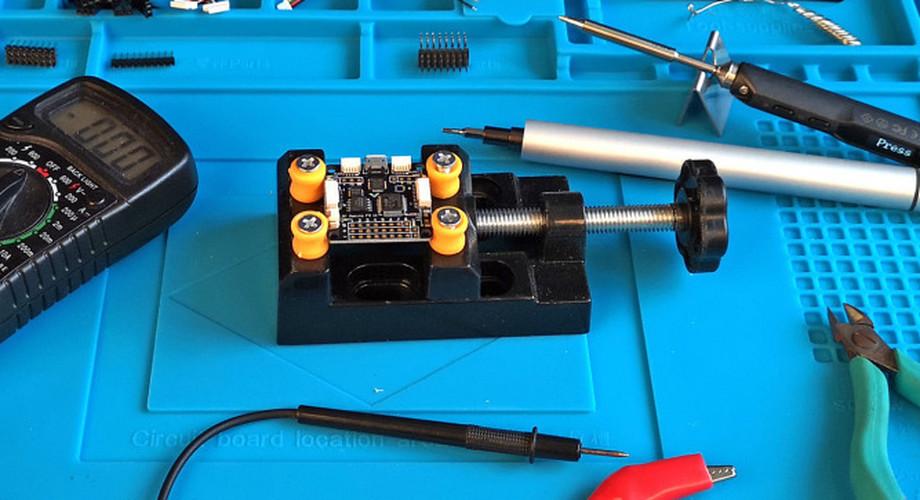 DIY: Die besten Werkzeuge für die Nerd-Werkstatt