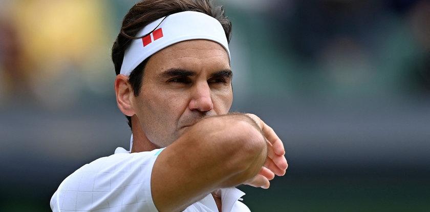 Słynny tenisista Roger Federer przekazał złe wieści