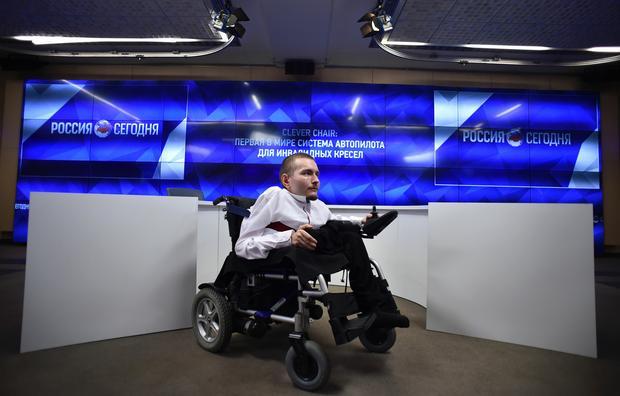 Walerij Spirydonow zgodził się wziąć udział w pierwszym w historii przeszczepie głowy