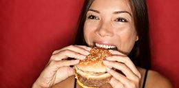 Obiecywali, że od hamburgera nie przytyjesz