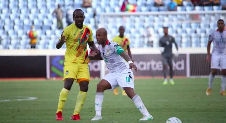 Ghana 3-1 Zimbabwe