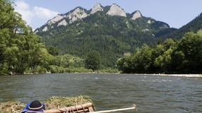 Spływ Dunajcem robi furorę. Aż 273 tys. turystów na spływie Dunajcem w 2015 roku