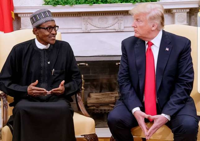 US President Donad Trump has officially banned Nigerians from migrating to the US. [NYT]