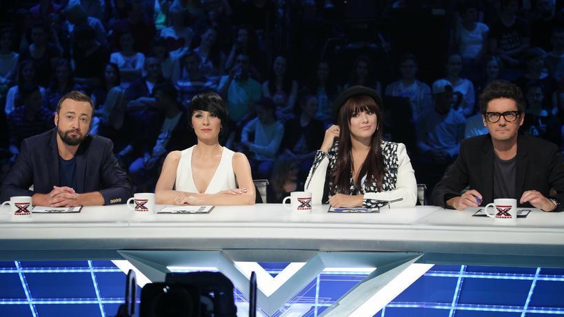 """Jurorzy """"X Factor"""""""