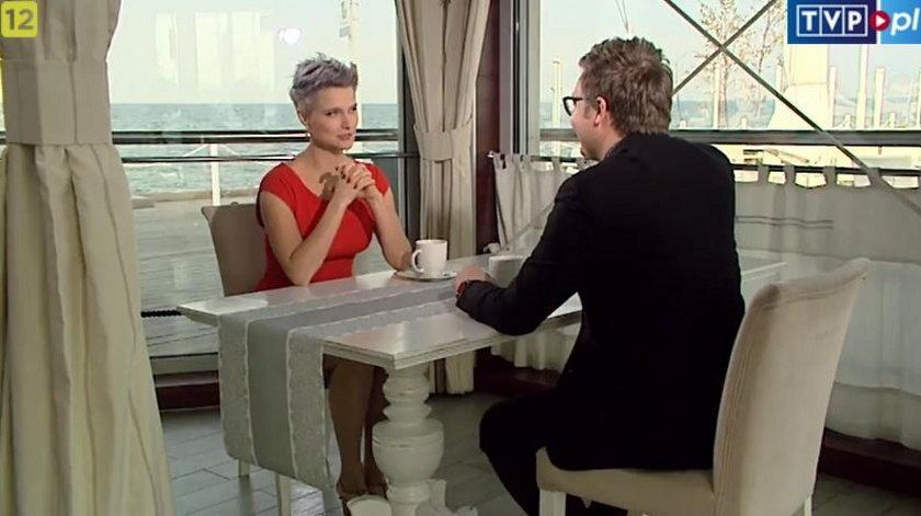 Magdalena Wałęsa w Pytaniu na śniadanie