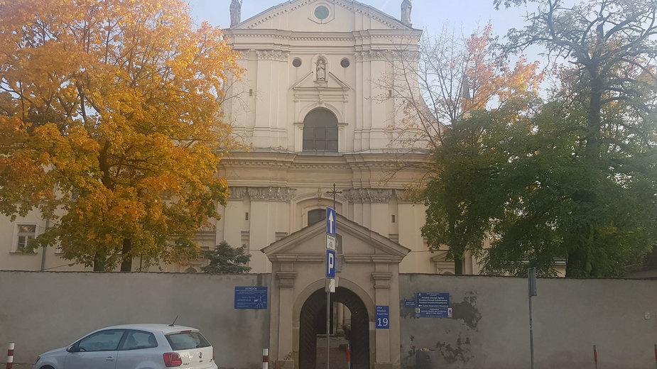 Kościół Niepokalanego Poczęcia NMP w Krakowie
