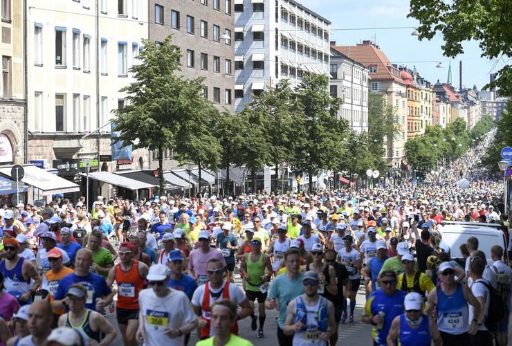 Maraton u Švedskoj