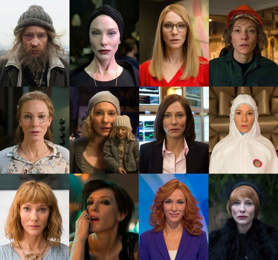 """Cate Blanchett, """"Manifesto"""""""