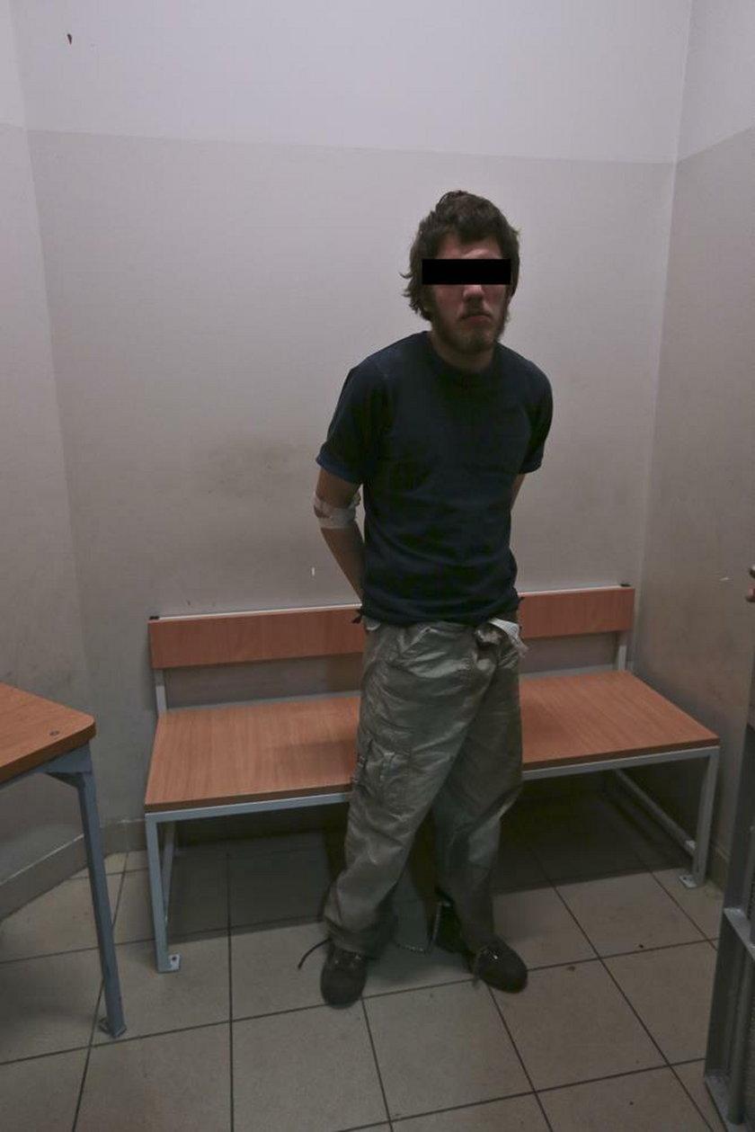 Skazano go na 6 lat więzienia