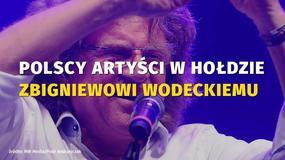 Polscy artyści w hołdzie Zbigniewowi Wodeckiemu