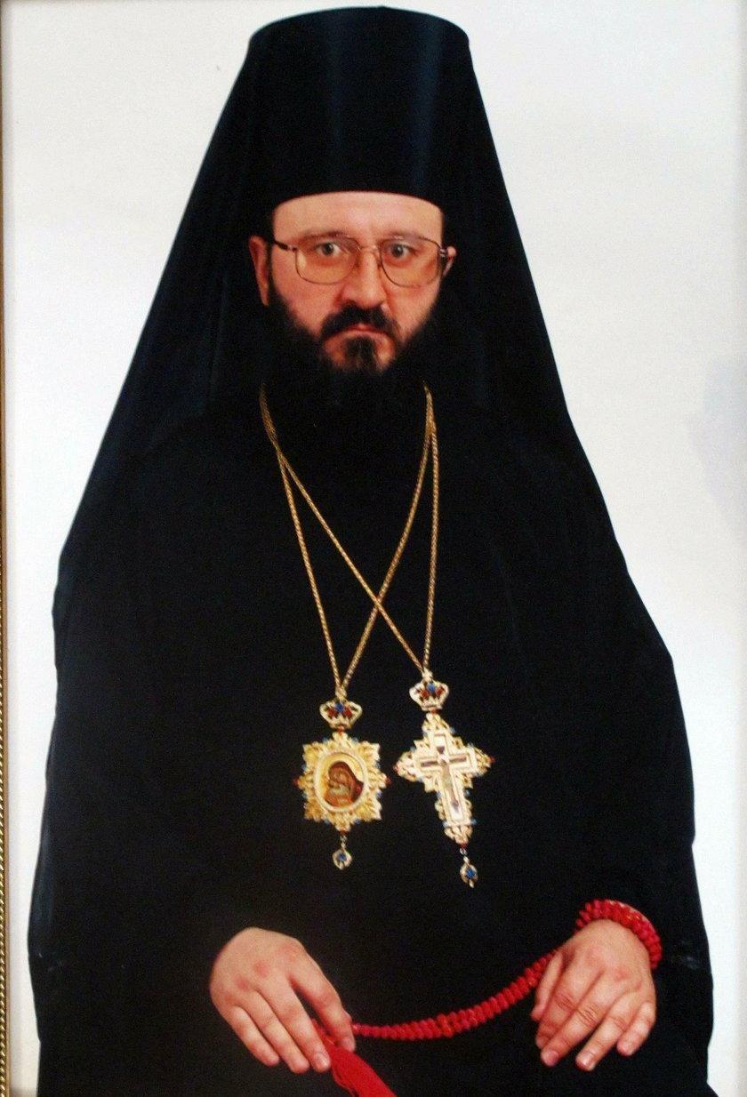 Arcybiskup Miron Chodakowski był zwierzchnikiem prawosławnego ordynariatu WP